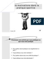 8-Les Motivations Dans La Pratique Sportive