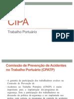 CIPA - trablho portuário
