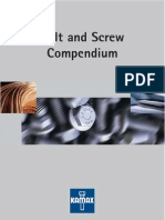 Bolt and Screw Compendium