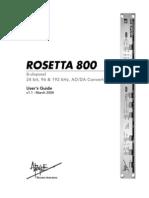 rosetta800_usersguide