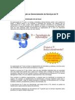 Conceitos e Modelo ITIL