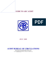 Audit Bureau of Circulations