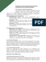 1.- Modelos y Teorias Sobre El Dllo Humano (I)