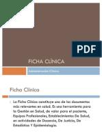 Ficha clínica