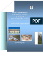 Manual Proyectos de Inversion Infraestructura