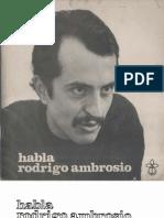 Habla_Rodrigo_Ambrosio