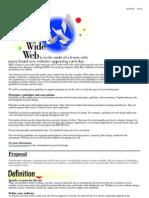 IBM Web Guidelines
