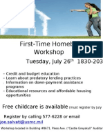 Home Buying Flyer 7-26-11