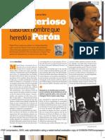 El heredero del General, de Miguel Prenz