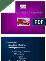 electri transport
