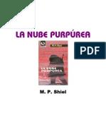 Shiel, M. P - La Nube Purpurea
