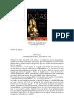 Antoine B. Daniel - Os Incas 2 - O Ouro de Cuzco