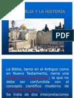 La Biblia y La Historia2
