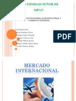 Mercado internacional