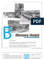 The Biltmore Hotel in Hermosa Beach