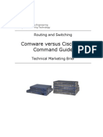 TMB Comware Versus IOS Command Guide v.3