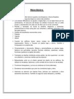 Característicasneoclasico