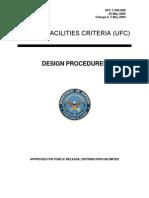 UFC 1_300_09n Design Procedures