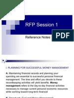 RFP Session 1