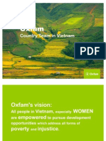 Oxfam VN Presentation