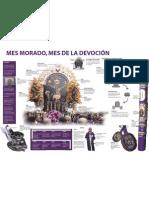 Infografía Mes Morado - Claudia Grandez