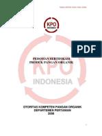 pedoman sertifikasi