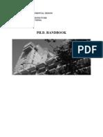 Arch Phd Handbook 08-09