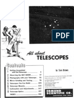 All about Telescopes