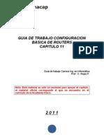 Capitulo 11 Configuración Básica de un Router 2011