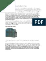 Cisco 3560 Product Specs