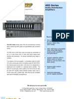 ASD Datasheet