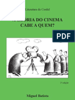 A Gloria Do Cinema Cabe a Quem Miguel Batista