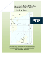 Thayer Security Cooperation in the South China Sea
