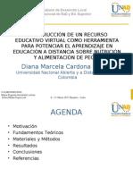 Recurso Educativo Peces DMC-Cuba