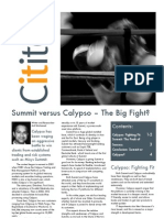 Summit Versus Calypso - The Big Fight