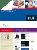 Nicolet Family Brochure