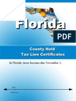 Florida County Held Tax Lien Certificates