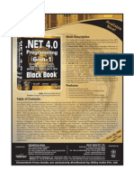 Dot Net 4.0 Programming Black Book