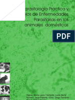 Parasitologia Practica y Modelos de Enfermedades Parasitarias en Los Animales Domesticos by Bros