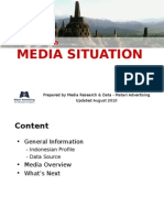 Media Situation - Updated Sept 10