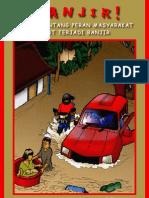 Komik Bencana Banjir