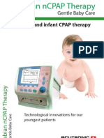 Fabian nCPAP Therapy Engl