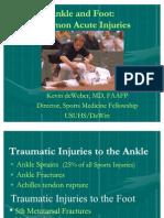 Ankle&FootTrauma