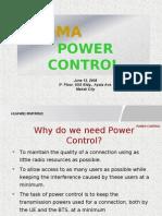 Power Control