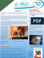 Blue Dragon Newsletter - December 2010