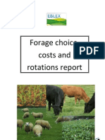 Rd Sc g f Fr - Agronomy Productivity of Forage Rotations 270710
