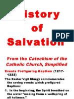 History of Salvation