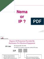 3  NEMA and IP