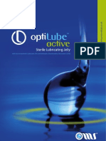 OptiLube Active Brochure 2012 Second Edition