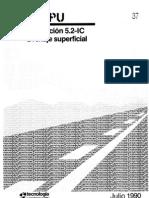 Instrucción 5.2-IC Drenaje Transversal